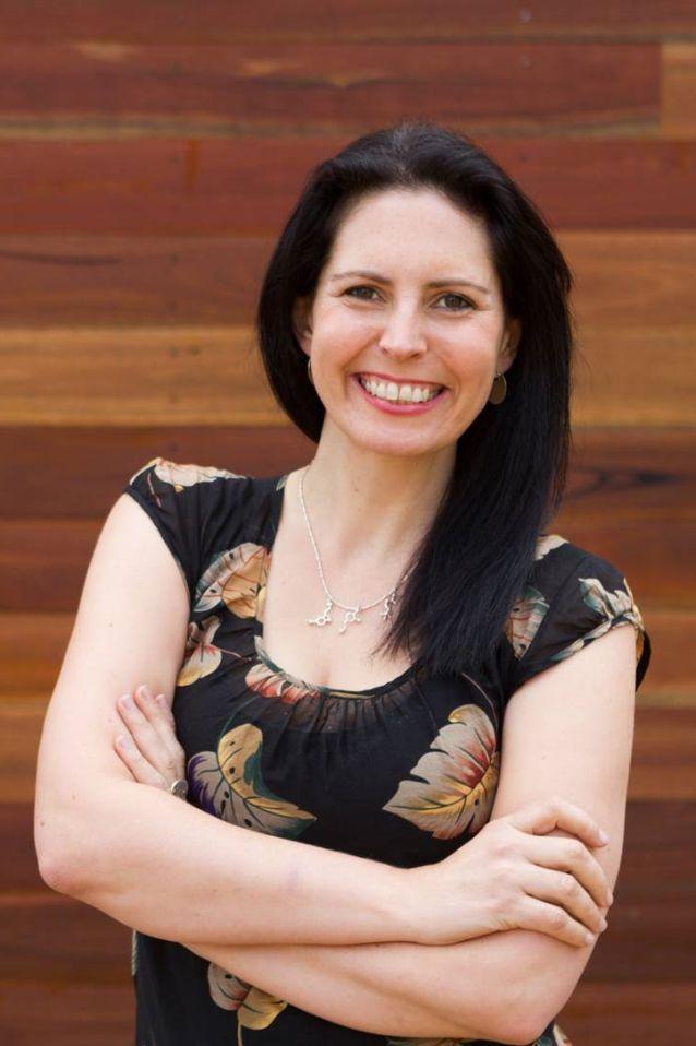 Lauren Burns OAM