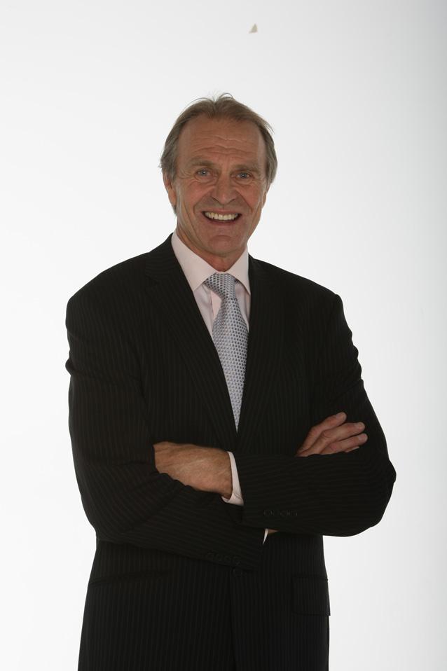 Graham Cornes OAM