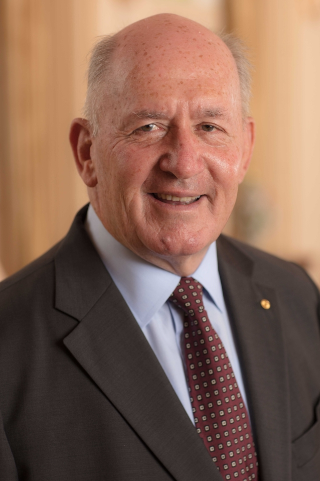 General the Honourable Sir Peter Cosgrove AK AC(Mil) CVO MC (Retd)