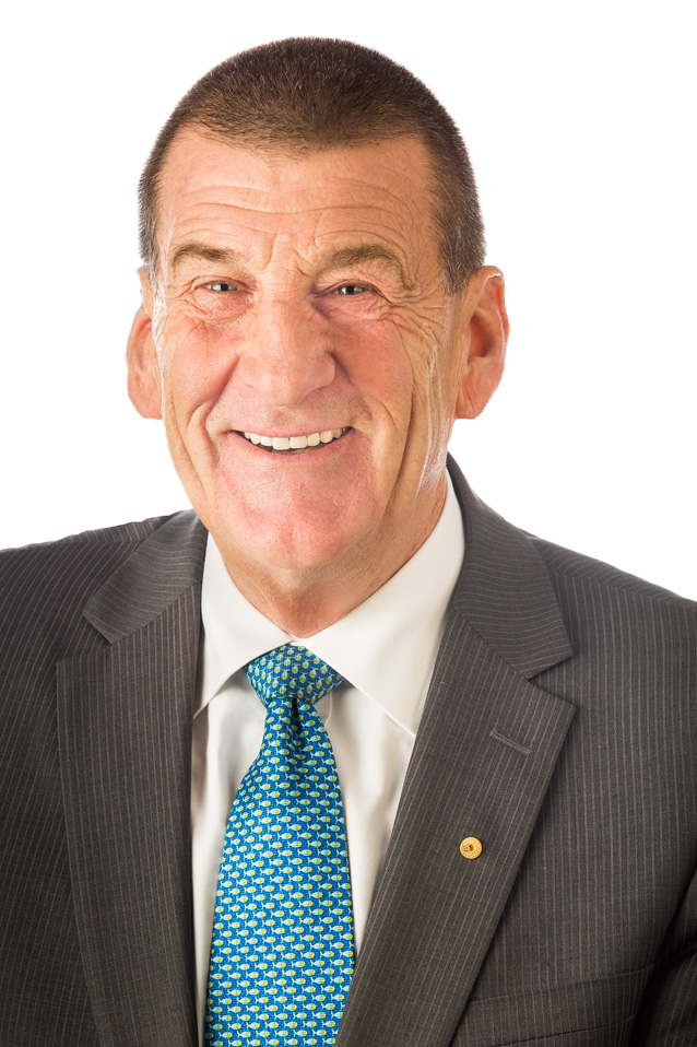 The Hon. Jeff Kennett AC