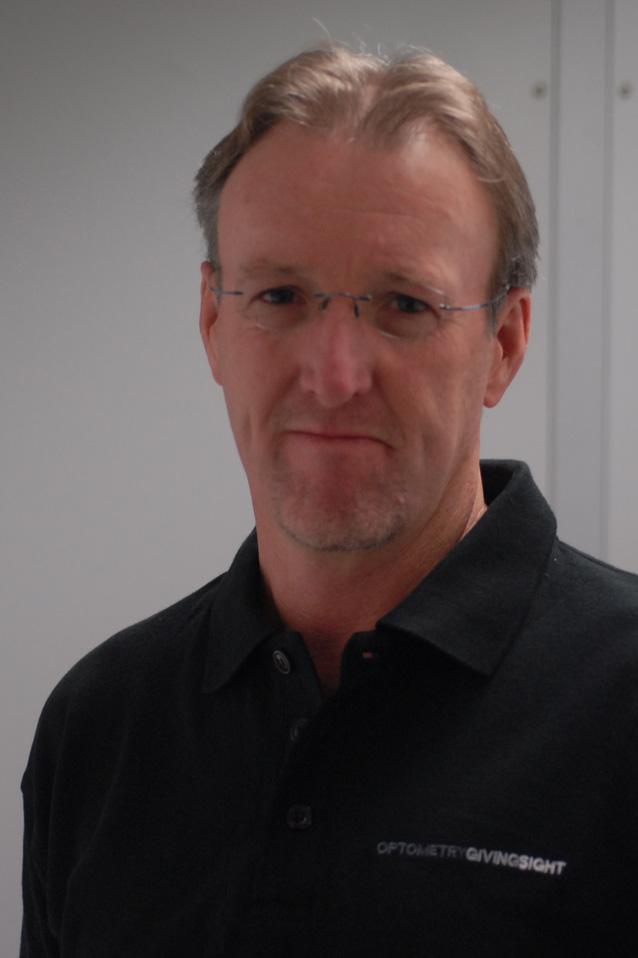 Geoff Lawson OAM