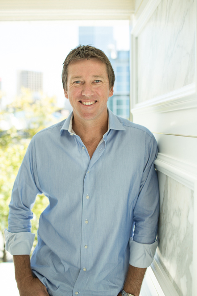 Glenn McGrath AM