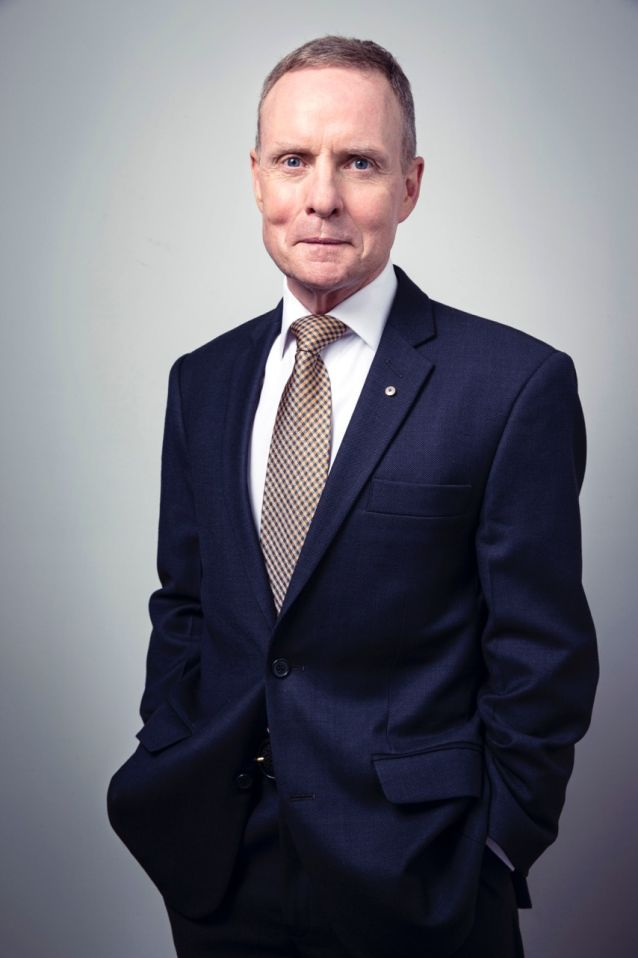 Lt. Gen. David Morrison AO