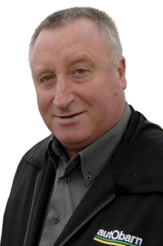 Rod Patterson