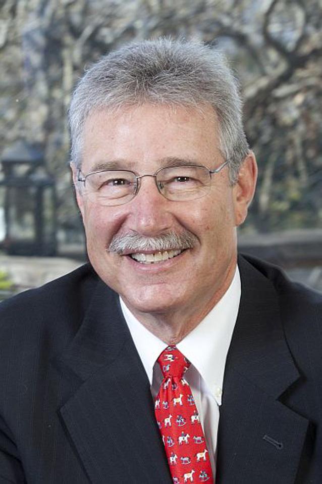 Dr Barry Posner
