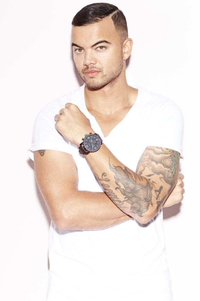 Guy Sebastian AM