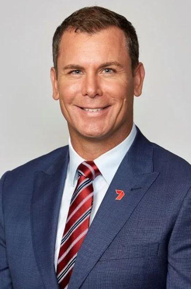 Wayne Carey