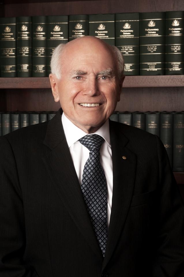 The Hon. John Howard OM AC
