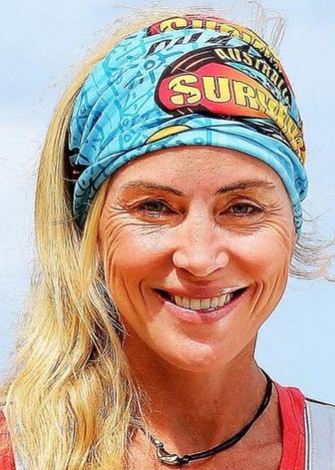 Susie Maroney OAM