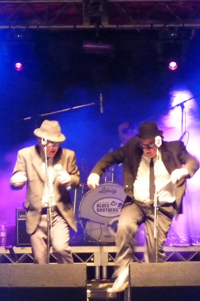 The Australian Blues Brothers