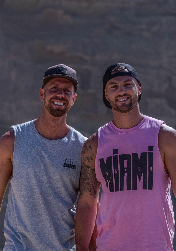 Tim and Rod