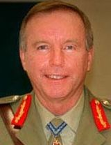 Major-General (ret) John Cantwell AO DSC