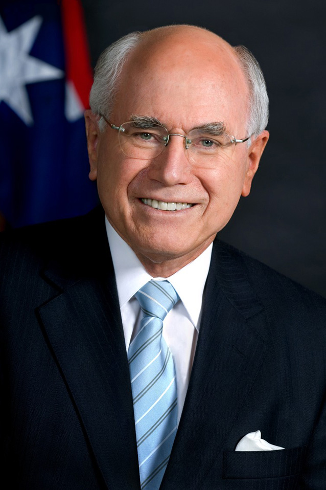 The Hon. John Howard OM AC
