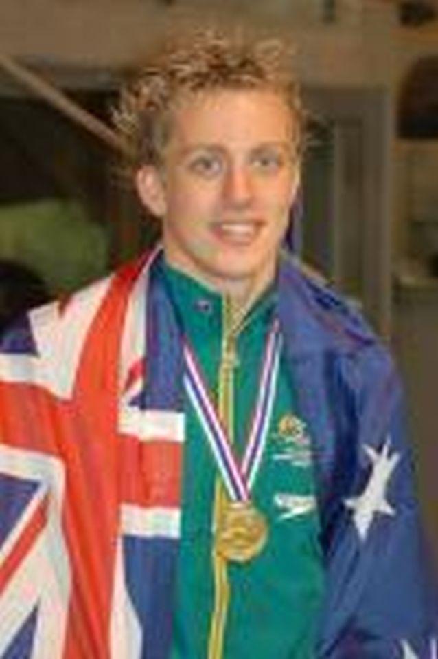 Matthew Cowdrey OAM