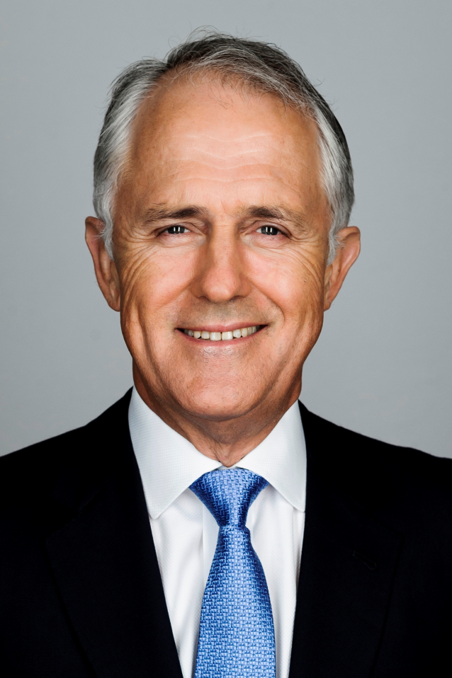 The Hon. Malcolm Turnbull